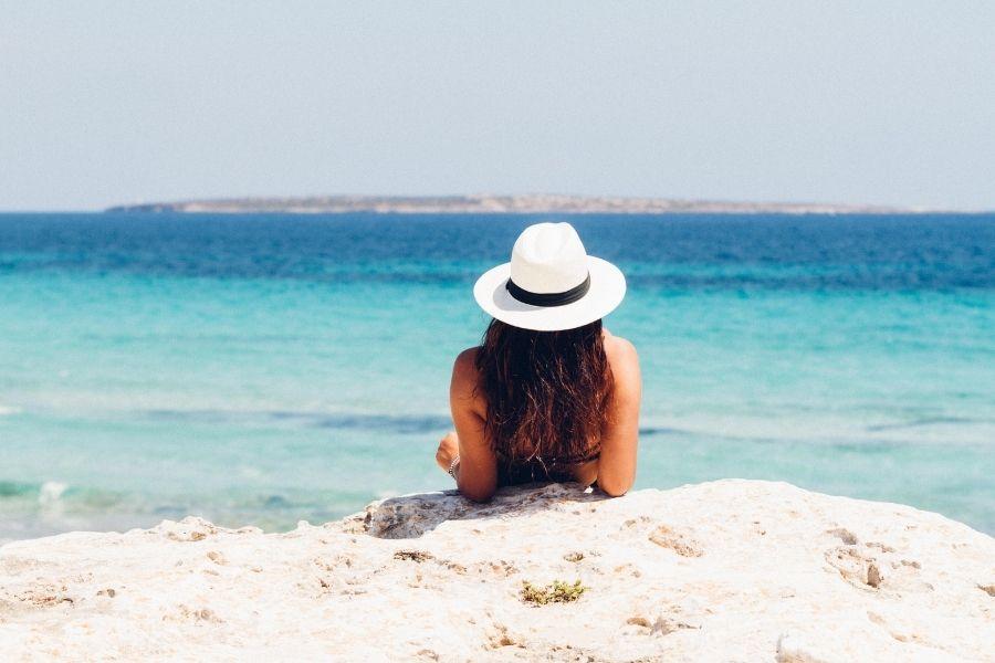beautiful beach in Destin Florida