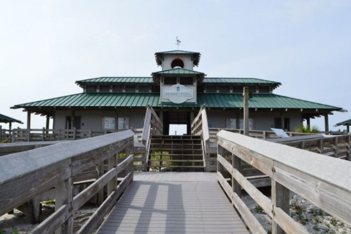 public beach access in Fort Walton Beach